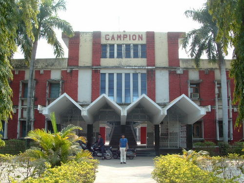 Campion School, Bhopal